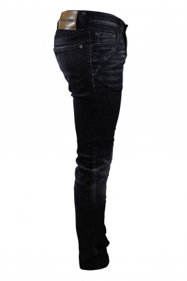 Dsquared2 black faded Slim jean with button closure