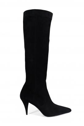 Kiki suede boots