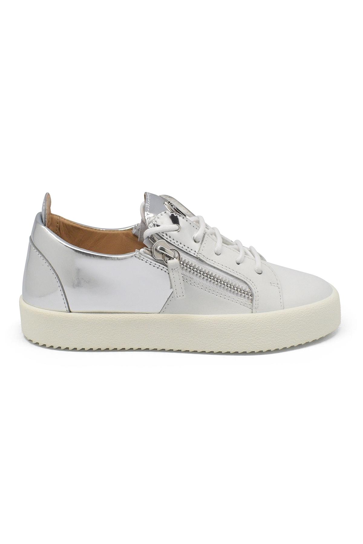 Double sneakers