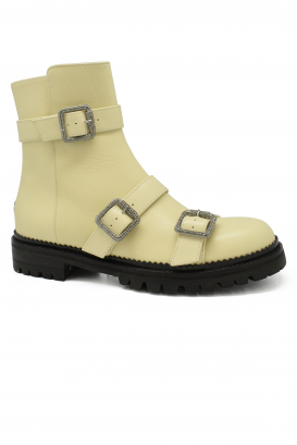 Hank Flat boots